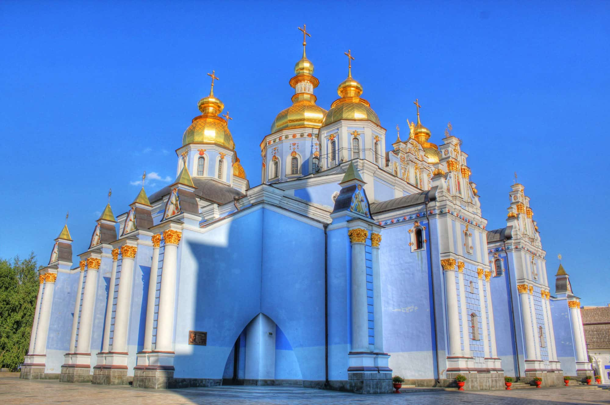 churches of kiev