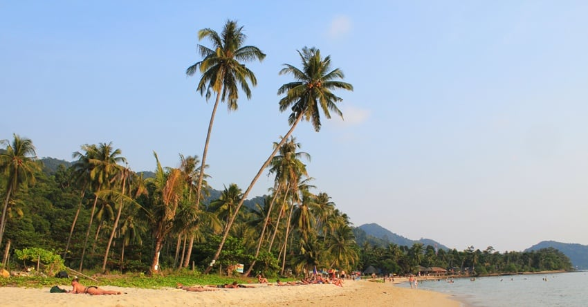 Scenes from Koh Chang