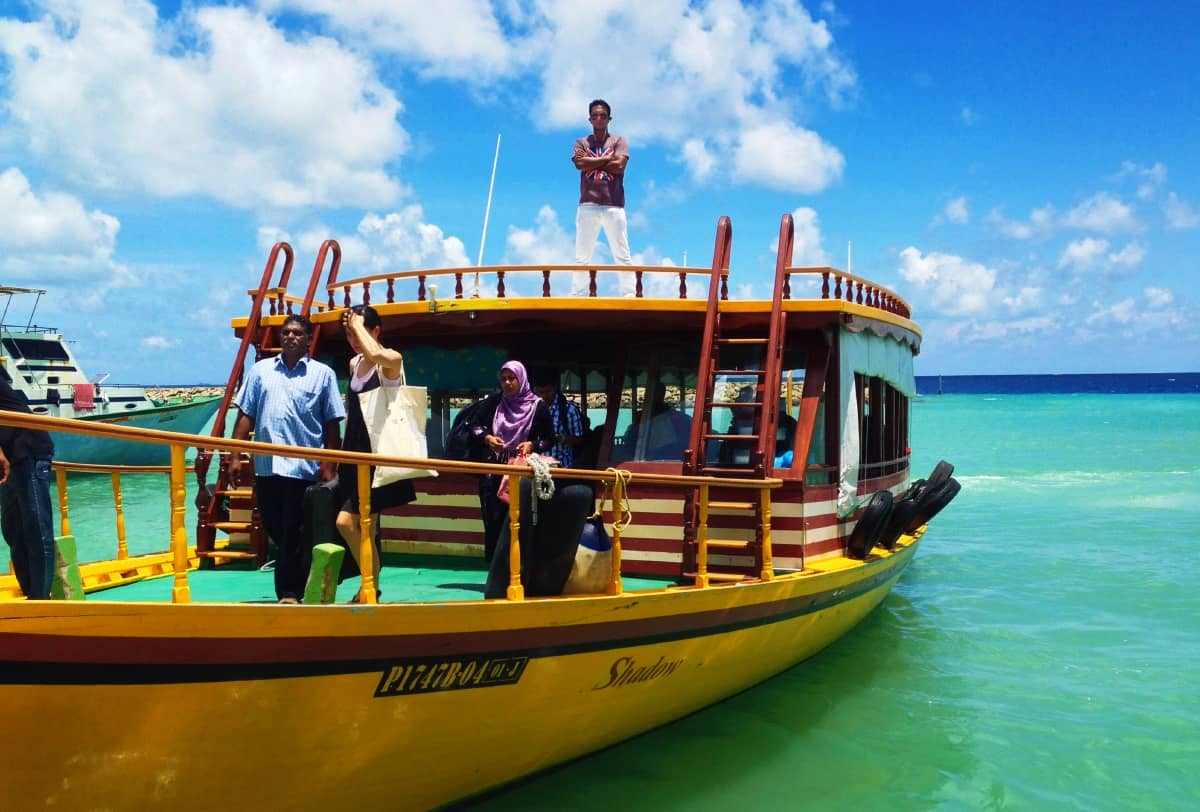 Ferry to Guraidhoo