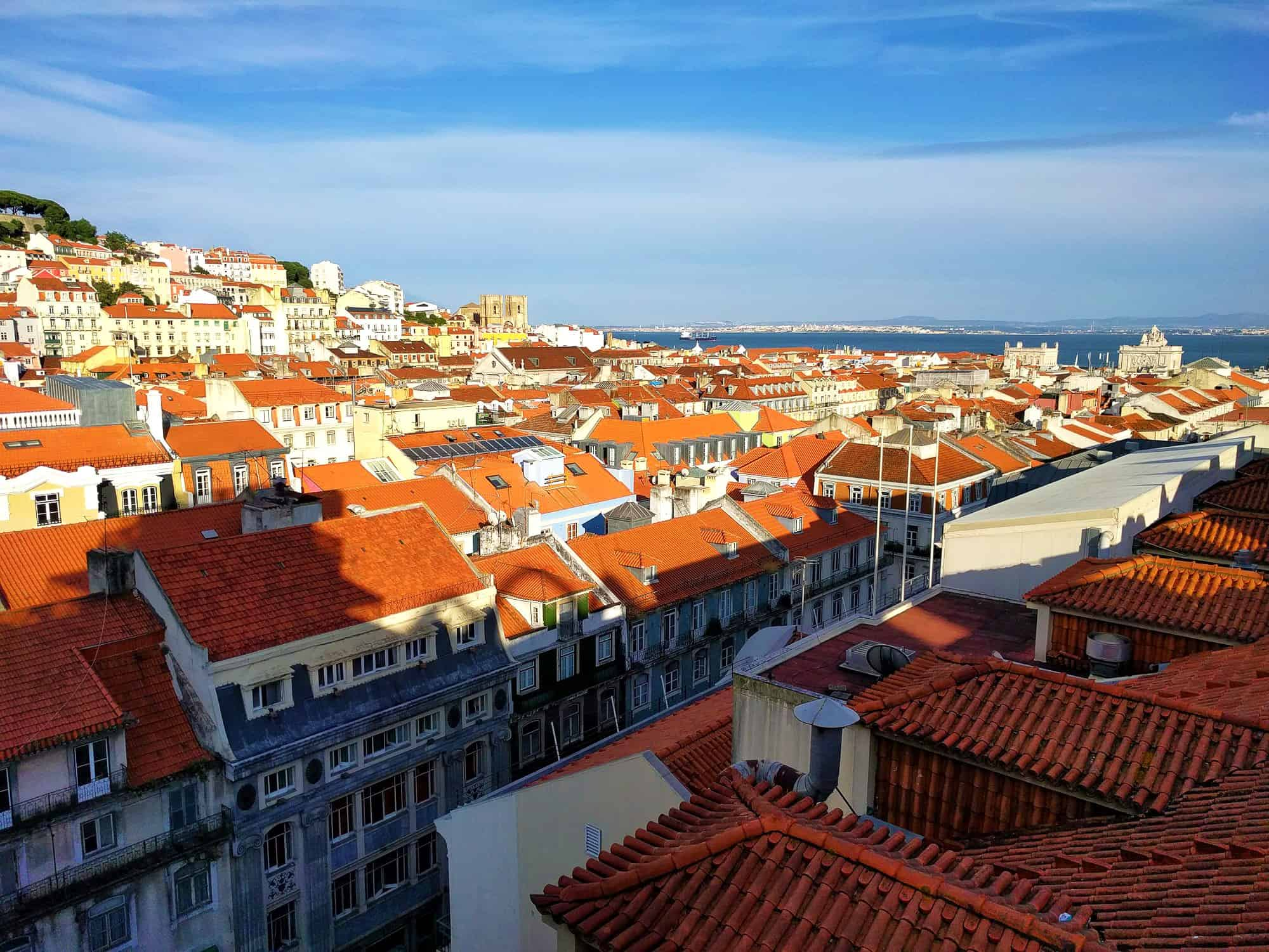 A Lisbon viewpoint
