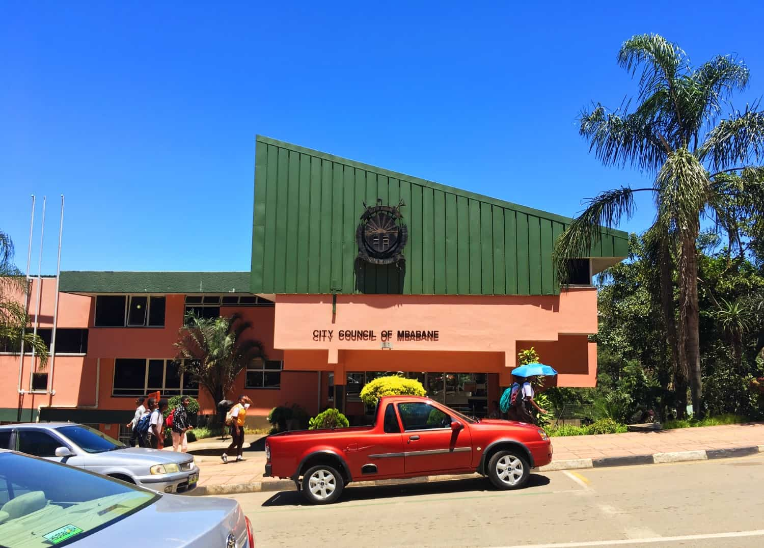 City Council of Mbabane