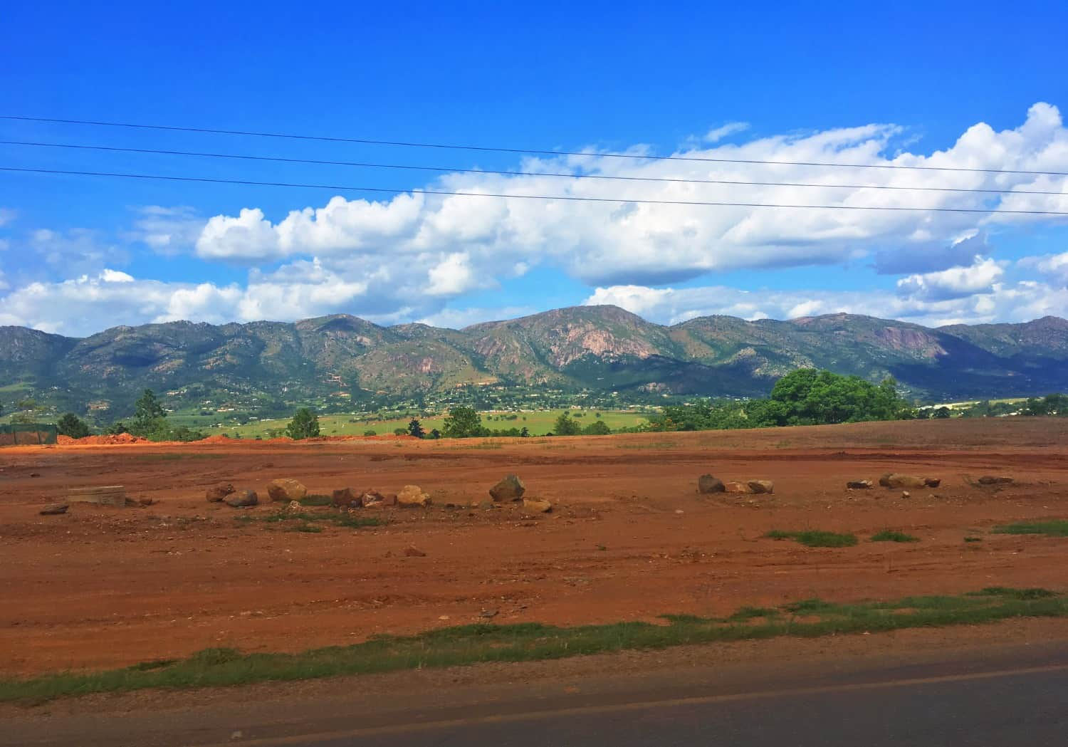 Views of Swaziland
