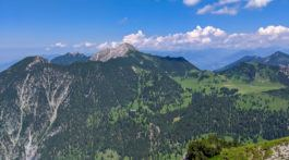 Liechtenstein hiking views
